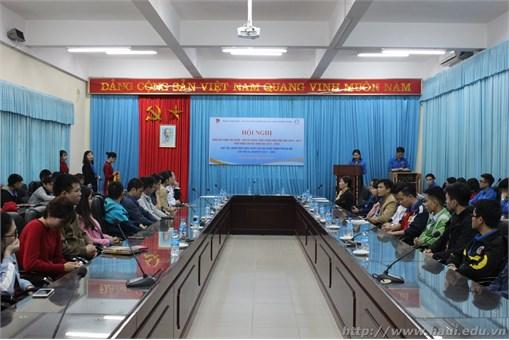 Hội nghị tổng kết công tác Đoàn, Hội và phong trào thanh niên năm học 2016 – 2017