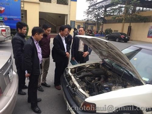 """Nghiệm Thu sản phẩm đề tài cấp bộ """"Nghiên cứu, thiết kế và chế tạo bộ tiết kiệm xăng cho ô tô dụng động cơ sử dụng chế hòa khí"""""""
