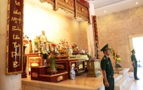 20 Đảng viên thuộc Chi bộ Khoa Quản lý kinh doanh tìm hiểu lịch sử Cách mạng Việt Nam tại Cao Bằng