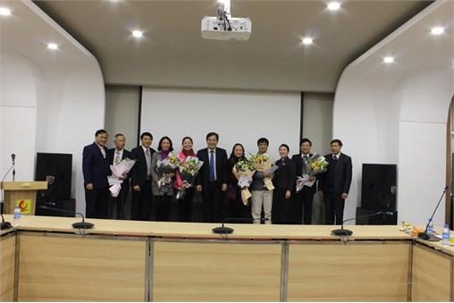 Gặp mặt viên chức nghỉ hưu năm 2017
