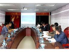 Nghiệm thu cơ sở đề tài nghiên cứu khoa học cấp Bộ Công Thương năm 2017 do TS. Lê Văn Anh chủ nhiệm
