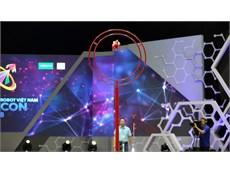 Robocon Đại học Công nghiệp Hà Nội vào chung kết toàn quốc 2018