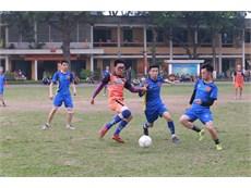 Chung kết giải bóng đá nam HSSV 2018