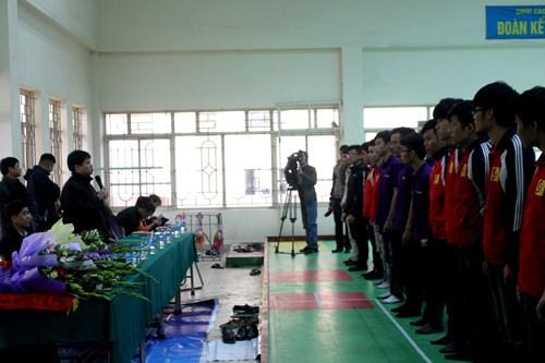 """Trường Đại học Công nghiệp Hà Nội tổ chức cuộc thi """"Sáng tạo Robot Việt Nam 2018"""" cấp Trường"""
