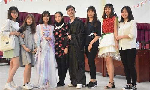 Chương trình giao lưu văn hóa Việt - Trung - Nhật năm 2018