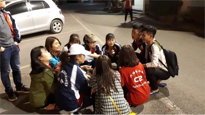 Offline Câu lạc bộ tiếng Trung Haui