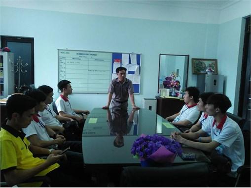 TT Việt Nhật giành 2 tấm vé tham dự vòng chung kết Robocon toàn quốc tổ chức tại Vĩnh Phúc
