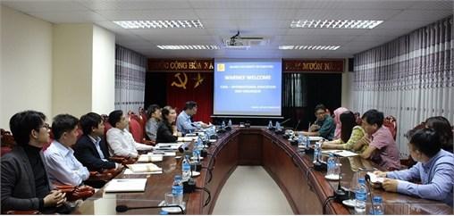 18 quốc gia tham dự Hội thảo Quốc tế IBSM tổ chức tại Đại học Công nghiệp Hà Nội
