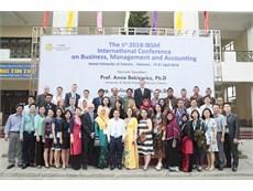 Hội thảo quốc tế lần thứ 5 về Kinh doanh, quản lý và Kế toán thành công tốt đẹp