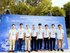 Trường Đại Học Công Nghiệp Hà Nội đạt giải Ba toàn đoàn trong kỳ thi Olympic Vật lý toàn quốc lần thứ XXI- 2018.