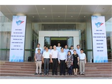 Hanoi University of Industry meets with Phoenix Contact, Germany about cooperation opportunities