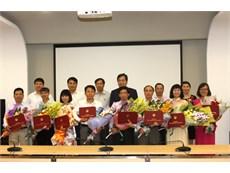 Trao Quyết định bổ nhiệm chức danh Phó Giáo sư năm 2018