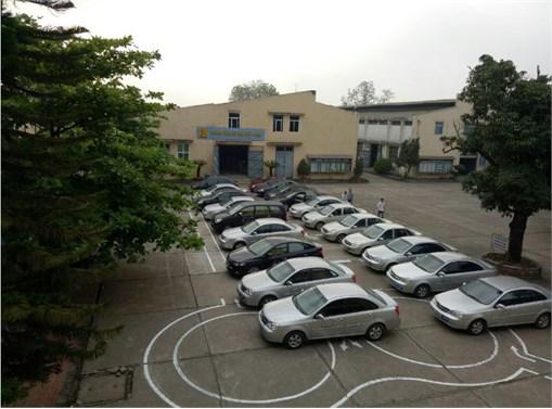 Danh sách học sinh học lái xe ô tô lớp B2- K115