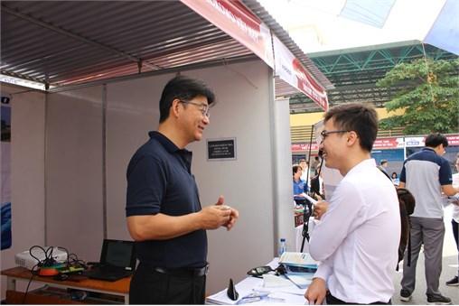 Ngày hội việc làm 2018 tại Đại học Công nghiệp Hà Nội