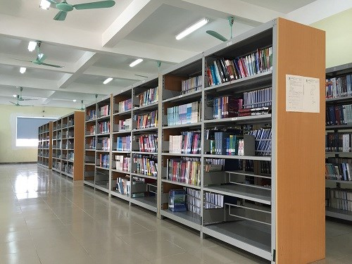 Giới thiệu Trung tâm Thông tin - Thư viện, Trường Đại học Công nghiệp Hà Nội
