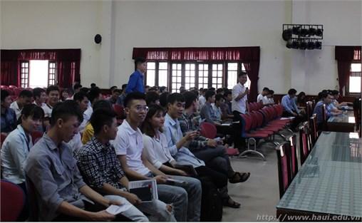 Cơ hội việc làm cho sinh viên HaUI tại Công ty TNHH Canon Việt Nam