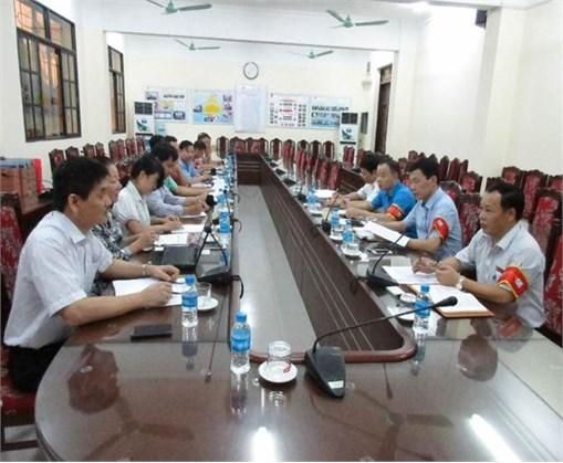 Báo cáo đầu ra 1 trong cuộc họp Ủy ban điều phối hỗn hợp lần thứ 6