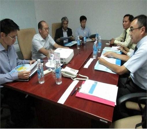 Báo cáo đầu ra 3 trong cuộc Họp Ủy ban điều phối hỗn hợp lần thứ 6