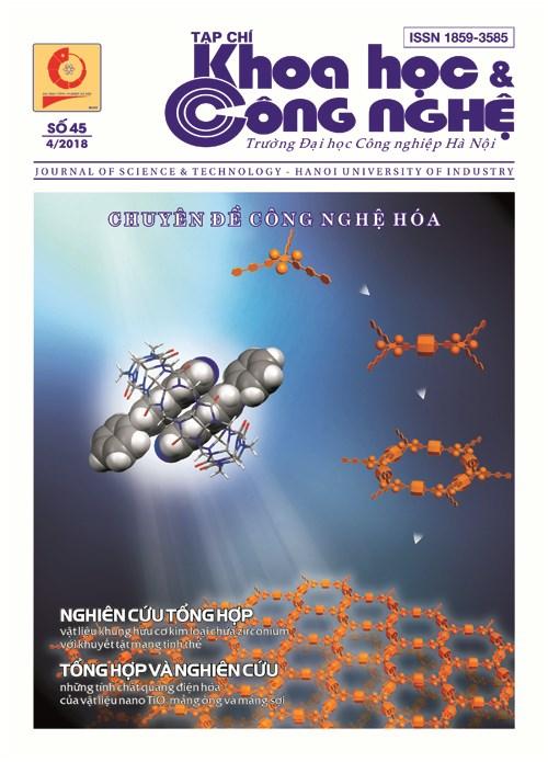 Tạp chí Khoa học và Công nghệ số 45 (04/2018)