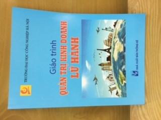 Giáo trình đã xuất bản của Khoa Du lịch
