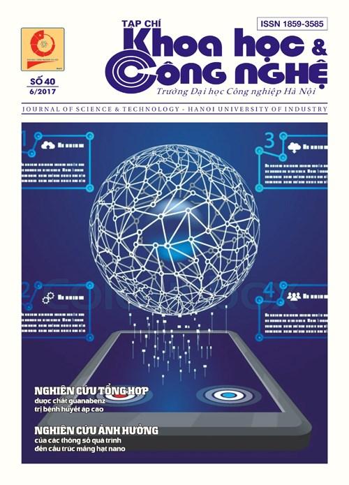 Tạp chí Khoa học và Công nghệ số 40 (06/2017)
