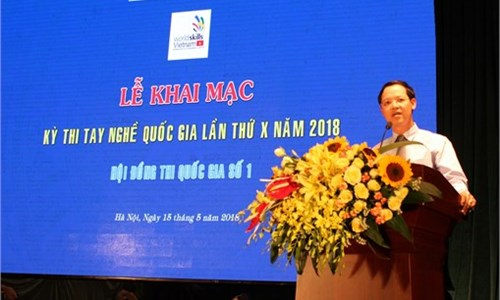 Hanoi University of Industry is ready for the 10th Vietnamese National Skills Competition 2018