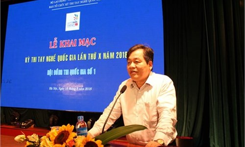 Hanoi University of Industry is ready for 10th Vietnamese National Skills Competition 2018