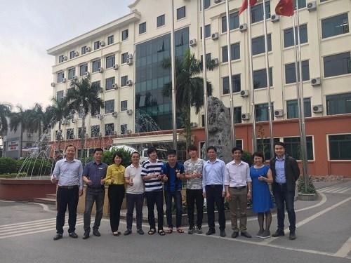 Hợp tác trao đổi sinh viên giữa trường Đại học Công nghiệp Hà Nội với Trường cao đẳng Công nghệ Tsuruoka KOSEN, Nhật Bản