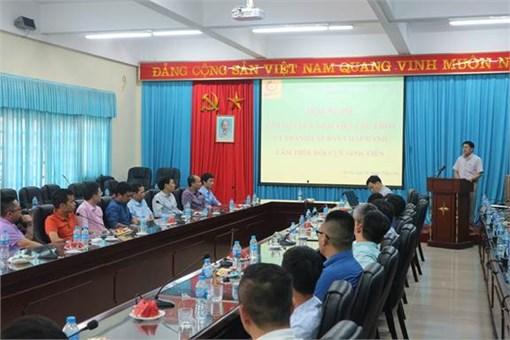 Hội nghị gặp mặt cựu sinh viên tiêu biểu và hiệp thương thành lập Ban chấp hành lâm thời Hội Cựu sinh viên khoa Điện