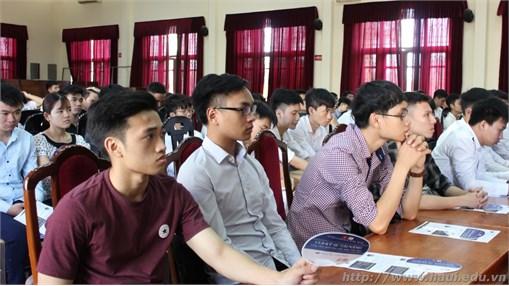 Tham dự Chương trình kỹ sư tài năng 2018 để được tài trợ 100% chi phí