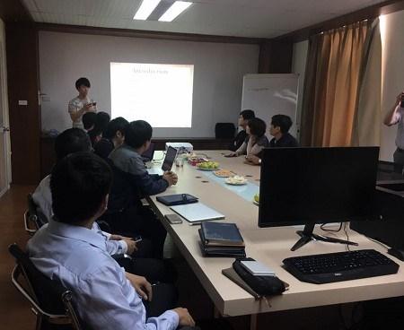 Một số hoạt động của các sinh viên Nhật Bản tại trường Đại học Công nghiệp Hà Nội trong khuôn khổ hợp tác giữa Đại học Công nghiệp Hà Nội và Tsuruoka