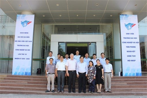 Đại học Công nghiệp Hà Nội trao đổi hợp tác với Tập đoàn Phoenix Contact, Cộng hòa Liên bang Đức
