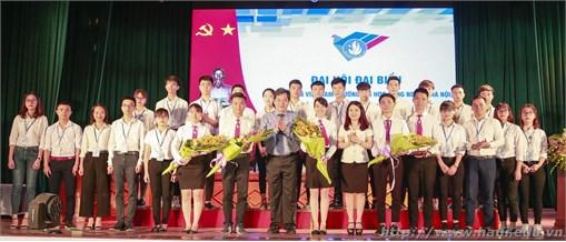 Đại hội Đại biểu Hội Sinh viên Đại học Công nghiệp Hà Nội lần thứ VII, nhiệm kỳ 2018 – 2020 thành công tốt đẹp