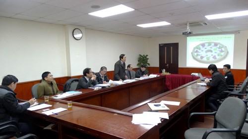 Bộ Công Thương nghiệm thu 05 đề tài nghiên cứu khoa học do Trường Đại học Công nghiệp Hà Nội chủ trì thực hiện