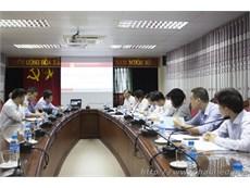 Nghiệm thu cơ sở đề tài NCKH cấp Tỉnh do PGS.TS. Nguyễn Quang Tùng chủ nhiệm đề tài
