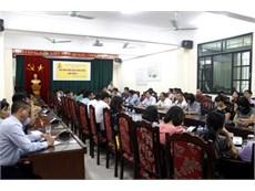 Khoa Điện tổ chức Hội nghị khoa học Công nghệ Kỹ thuật điện và Tự động hóa, lần thứ III