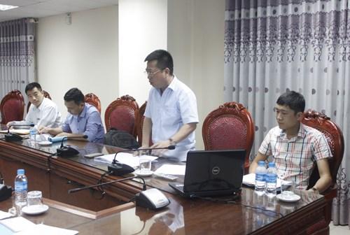 Nghiệm thu cấp cơ sở đề tài nghiên cứu khoa học tỉnh Bắc Giang do Trường Đại học Công nghiệp Hà Nội chủ trì thực hiện