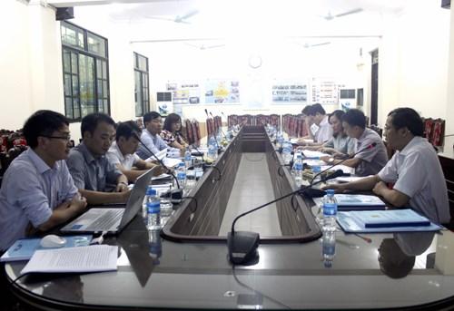 Nghiệm thu đề án KHCN cấp trường do TS. Nguyễn Anh Tuấn chủ nhiệm