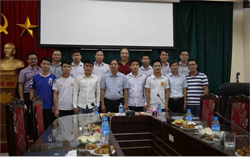 Sinh viên Đại học Công nghiệp Hà Nội tham dự cuộc thi tay nghề ASEAN lần thứ 12