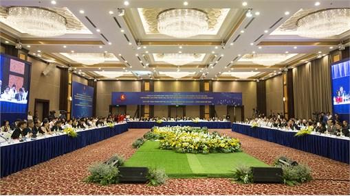 Trường Đại học Công nghiệp Hà Nội ký thỏa thuận hợp tác với Công ty Cổ phần Phát triển Công nghệ VinTech thuộc Tập đoàn Vingroup