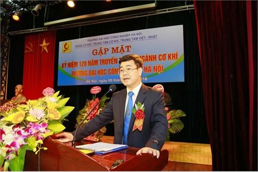 Kỷ niệm 120 năm ngày truyền thống Ngành Cơ khí