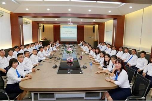 Hội nghị Công chức, Viên chức khoa Điện năm 2018