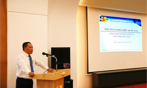 """National Science Conference on: """"Working together with businesses towards sustainable development"""""""