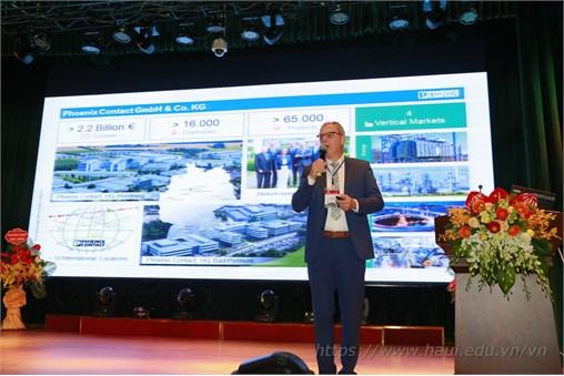 Hội nghị Khoa học và Công nghệ toàn quốc về Cơ khí lần thứ V - 2018