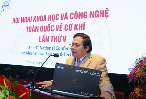 Hội nghị Khoa học và Công nghệ toàn quốc về Cơ khí lần thứ V