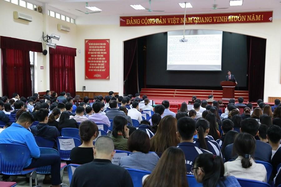 Hội nghị tuyên truyền nâng cao nhận thức về công tác thông tin đối ngoại năm 2018