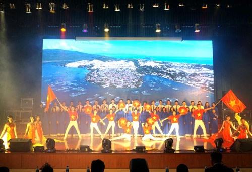 Hội diễn nghệ thuật quần chúng Trường Đại học Công nghiệp Hà Nội năm 2018
