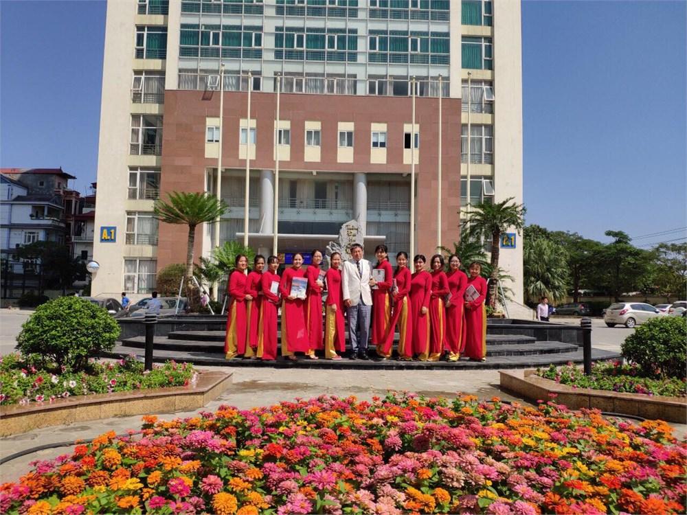 Hoạt động gặp gỡ, trao đổi và tiếp nhận thực tập sinh giữa Tổng giám đốc khách sạn Green Paza tại Nhật Bản với Khoa Du lịch - Trường Đại học Công nghiệp Hà Nội