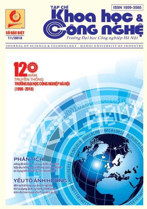 Tạp chí Khoa học và Công nghệ số đặc biệt (11/2018)