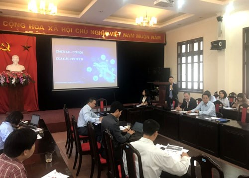"""Hội thảo """"Cách mạng công nghiệp 4.0 và các ngành công nghệ mới của Việt Nam"""""""